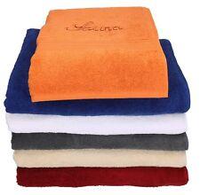 Betz. Set di 2 asciugamani da sauna telo da sauna FRANCE 100 % cotone misure 80