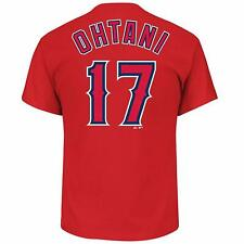 Shohei Ohtani Los Angeles Angels Youth MLB #17 Player Name & Number T-Shirt