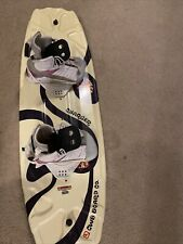 cwb Charger Wakeboard 119 cm With Fins And Binding