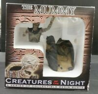The Mummy Creatures of The Night Resin Bust Johntoys  060520DBT