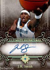 J.R. Smith 2006-07 Upper Deck Ultimate Collection Signatures Autograph AUTO