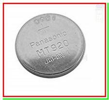 Pila Litio Ricaricabile PANASONIC MT 920 orologi citizen Batteria -NO adattatori