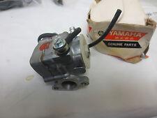 NOS Yamaha snowmobile oil pump 1973  gp433