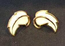 AUDREY HEPBURN 1970 Worn Used Owned Earrings CBS Wardrobe Prop LOA PROVENANCE
