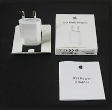 Original Apple USB Cable & Power Adapter for iphone 5 / 5S / 6 / 6S / 6 Plus