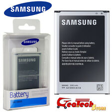 BATTERIA ORIGINALE EB-B800BE SAMSUNG 3200mAh Nfc Per GALAXY NOTE 3 N9005 BLISTER