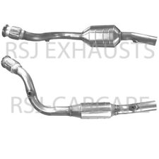 Citroen C8 2.0Hdi Rhw Dw10Ated4 Mpv 02-06 Exhaust Single Front Pipe And Catalyst