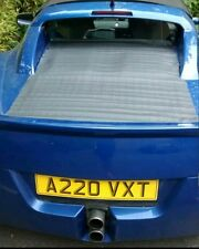 Vauxhall VX220 Turbo na Opel Speedster Bota de ingreso de agua Sol Lluvia Cubierta del motor