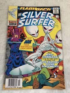 The Silver Surfer #1 : Flashback 1997 Marvel Comic Book MARVEL