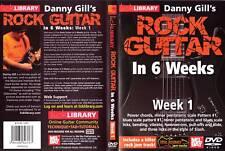 Lick Library Rock Guitar In 6 Weeks - Week 1 - NEW DVD