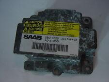 99-01 SAAB 9-5 9/5 AIRBAG SENSOR SRS AIR BAG MODULE 05018825 / A0417350