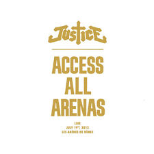 Justice Access all Arenas CD Edition Limited New Sealed