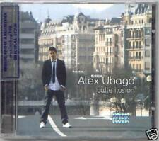 ALEX UBAGO CALLE ILUSION + BONUS TRACK SEALED CD 2009