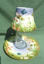 YANKEE CANDLE Ceramic Holder Shade & Plate