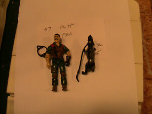 GI Joe Action Figure 1984 Mutt