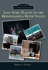 Lost Steel Plants of the Monongahela River Valley [Images of Modern America]
