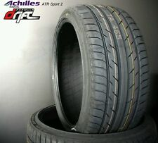 2 NEW 235/45/18 ACHILLES ATR SPORT 2 235/45ZR18 ACHILLES 235-45-18 SET OF 2