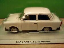 Modelcar 1:43    *** IXO IST *** TRABANT 1.1 LIMOUSINE