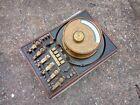 Antique SIEMENS HALSKE SH Galvanometer military WWI German Empire Morse Code