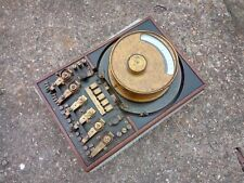 Antique SIEMENS HALSKE SH Galvanometer military WWI German Empire Morse Code