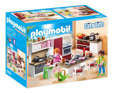9269 Playmobil Kitchen City Life Suitable for ages 4 years and up