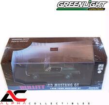 "CHASE GREENLIGHT 86431 1:43 1968 FORD MUSTANG GT FASTBACK ""BULLITT"""