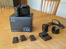 Panasonic Lumix GH4 Professional 4K Mirrorless Camera With EXTRAS!
