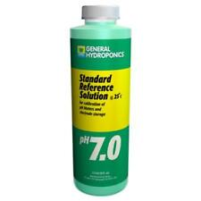 8 oz - 7.01 pH Reference Solution for Calibration Meters Pens GH General Hydro