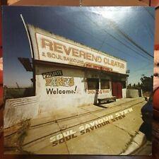 Reverend Cleatus & The Soul Saviours – Soul Saviour Stew LP