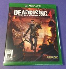 Dead Rising 4 [ Region Free ] (XBOX ONE) NEW