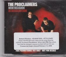 The Proclaimers-New Religion promo cd single