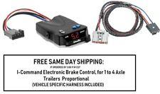 5535 Brake Controller Combo Pack  for 2019 Chevrolet /  Silverado 1500