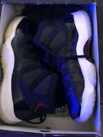 Nike Air Jordan Retro XI 11 72 10 Black White Gym Red Anthracite 11 378037-002