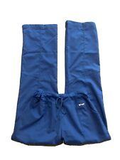 Greys Anatomy by Barco Active Colbalt Blue Scrub Pants Size Medium Tall Mt