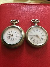 Lot 2 Watches Gussets Col