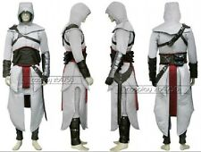 AC 2 II Ezio Altair Cosplay Costume Tailored Any Size