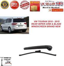 VW TOURAN 2010-2015 MPV REAR WIPER ARM & BLADE WINDSCREEN BRAND NEW