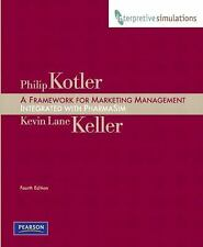 Framework for Marketing Management: Integrated PharmaSim Simulation Experience (