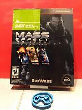 Mass Effect Trilogy (Playstation 3, 2012)  - USATO GARANTITO