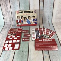 One Direction The Board Game contents UNUSED