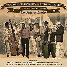 JOSE ALBERTO EL CANARIO and EL S - TRIBUTO A LOS COMPADRES û NO Q [CD]