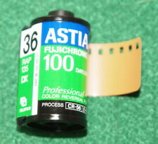 Fuji Astia Professional 100 35mm Color Slide Film, Expired, 36-Exp, 16 Rolls