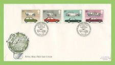 First Day of Issue Cars Great Britain First Day Covers