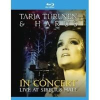 "TARJA TURUNEN ""IN CONCERT: LIVE AT..."" BLU-RAY+CD NEU"