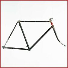 STEEL FRAMESET VINTAGE FRAME ROAD RACING BIKE 20s OLD LUGS LUGGED ANTIQUE ITALY