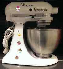 Aufkleber passend für Kitchenaid Artisan weiß Backstube Muffin