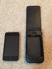 Apple iPod touch 1st Generation Black (32 GB)