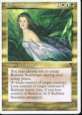MAGIC THE GATHERING CHRONICLES GOLD RUBINIA SOULSINGER