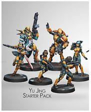 Infinity Corvus Belli Operation Red Veil Yu Jing Starter Pack new