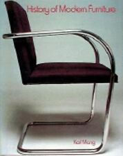 The History of Modern Furniture-ExLibrary